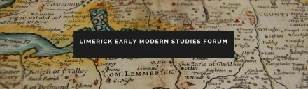 Limerick Early Modern Studies Forum 2