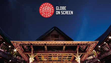 Globe on Screen - stage